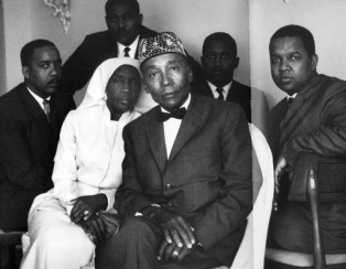 Image result for elijah muhammad family